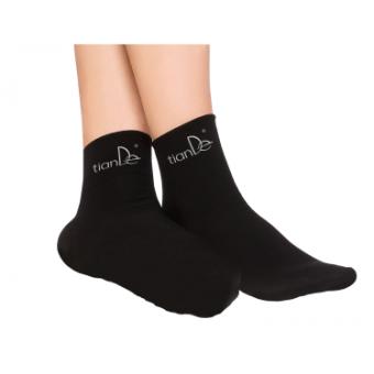 Хлопковые носки с точечным нанесением турмалина Размер: 22 см, 1 пара