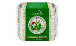 Ежедневные гигиенические прокладки на травах «Нефритовая свежесть»