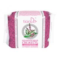 Супертонкие ежедневные прокладки на травах с ментолом «Нефритовая свежесть»