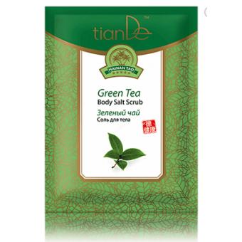 Соль для тела «Зеленый чай»