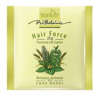 Фитомаска «Сила волос» с аргинином 25 г