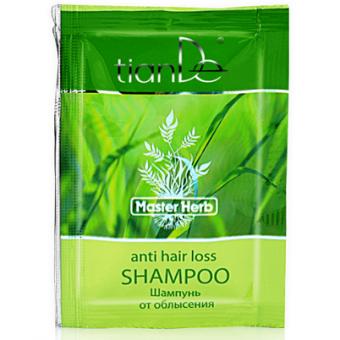 Пробник шампуня от облысения TianDe Master Herb
