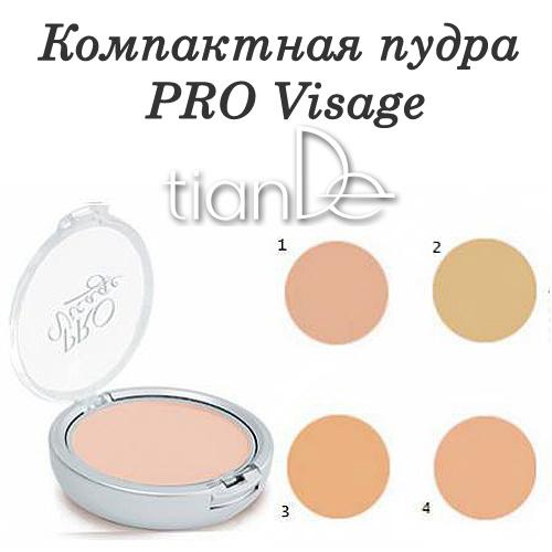 Компактная пудра PRO Visage