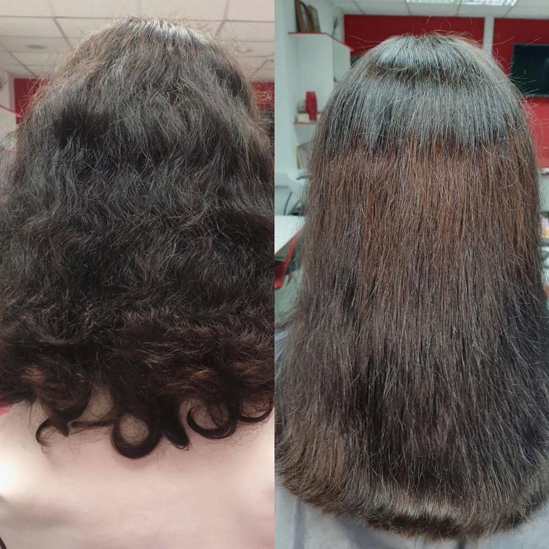 тианде для волос